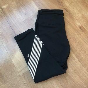 VSX Victoria's Secret Activewear Crop Leggings